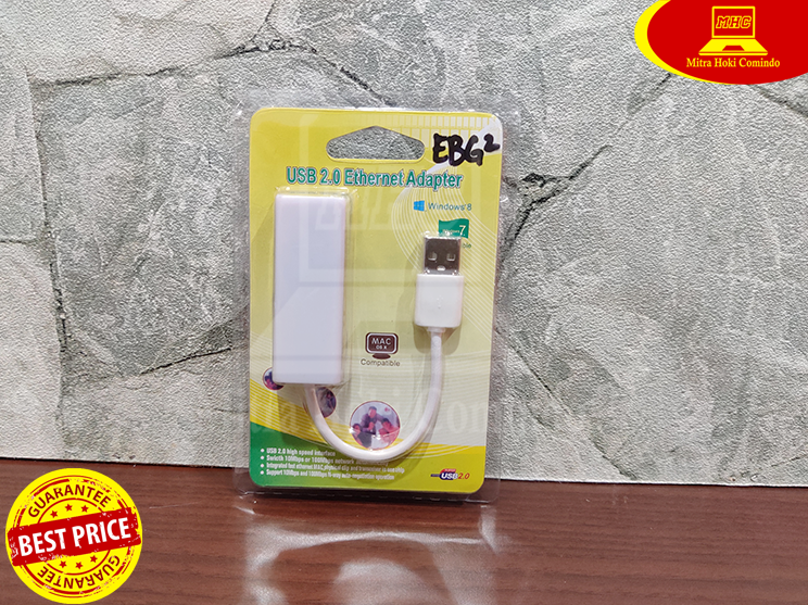 Usb 2.0 High Speed Ethernet Adapter 9700