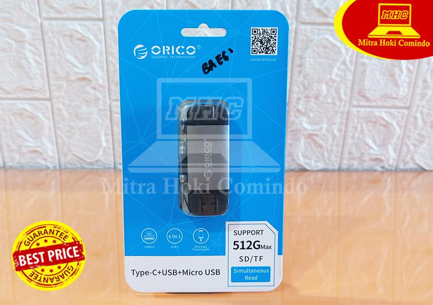 OTG & Card Reader TYPE C - USB - MICRO USB USB 2.0 ORICO
