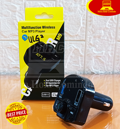 FM Modulator Car MP3 Player M9